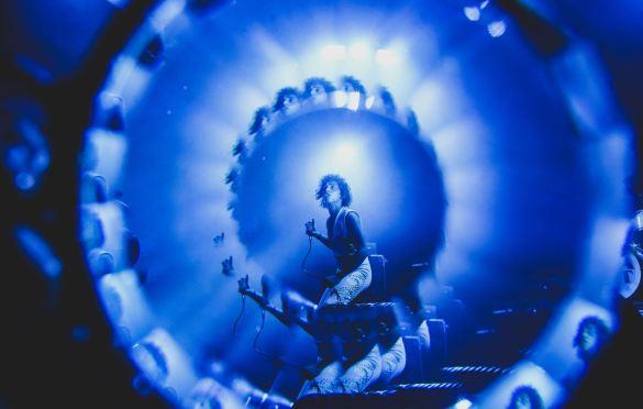 Greta Van Fleet @ Hollywood Palladium 10/5/19. Photo by Betsy Martinez (@BetsyMartinezPhotography) for www.BlurredCulture.com.