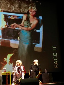 Photo by Nikki Kreuzer-Debbie Harry:Chris Stein Live Talks Event-