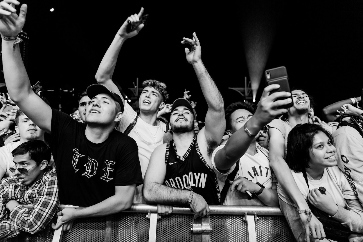 Day N Vegas, Atmosphere 11/1/19. Photo by Ian Zamorano (@ChamoIsDead) for www.BlurredCulture.com.