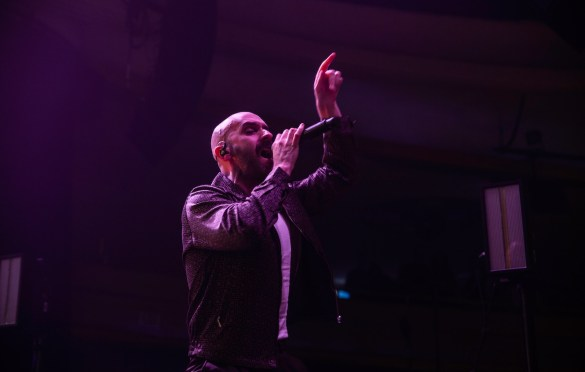 X Ambassadors @ Hollywood Palladium 11/20/19. Photo by Derrick K. Lee, Esq. (@Methodman13) for www.BlurredCulture.com.
