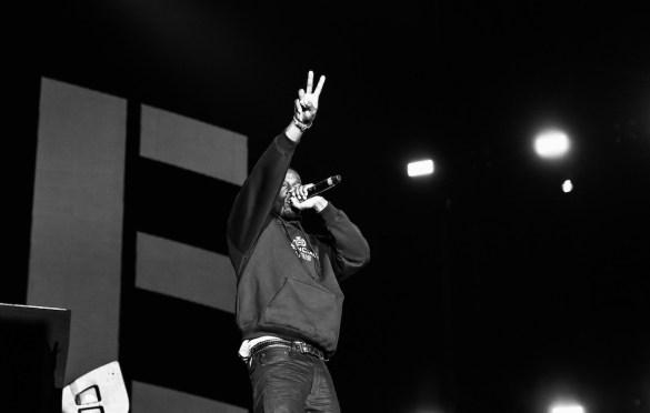 Jay Rock @ Day N Vegas 11/3/19. Photo by Ian Zamorano (@ChamoIsDead) for www.BlurredCulture.com.