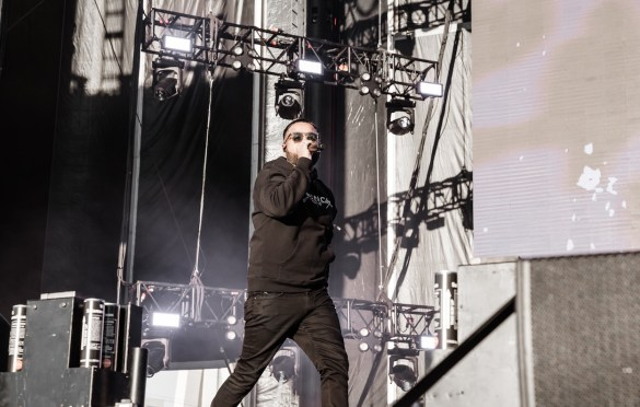 NAV @ Day N Vegas 11/1/19. Photo by Ian Zamorano (@ChamoIsDead) for www.BlurredCulture.com.