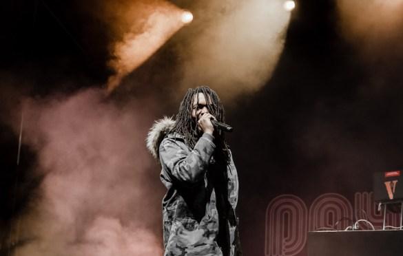 Yung Nudy @ Day N Vegas 11/2/19. Photo by Ian Zamorano (@ChamoIsDead) for www.BlurredCulture.com.
