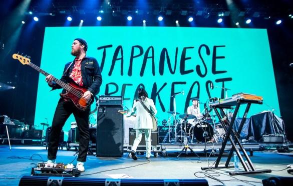 Japanese Breakfast @ Intersect Music Festival 12/7/19. Photo by Derrick K. Lee, Esq. (@Methodman13) for www.BlurredCulture.com.