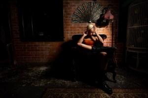 Whitney Tai (Portrait) @ Madame Siam 10/12/19. Photo by Derrick K. Lee, Esq. (@Methodman13) for www.BlurredCulture.com.