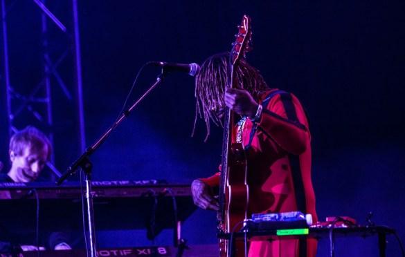 Thundercat @ Intersect Music Festival 12/7/19. Photo by Derrick K. Lee, Esq. (@Methodman13) for www.BlurredCulture.com.
