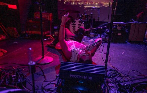 Yung Nak @ The Echo 11/25/19. Photo by Derrick K. Lee, Esq. (@Methodman13) for www.BlurredCulture.com.