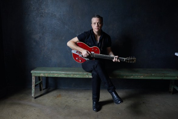 Jason Isbell. Photo provided Courtesy of the Los Angeles Philharmonic Association