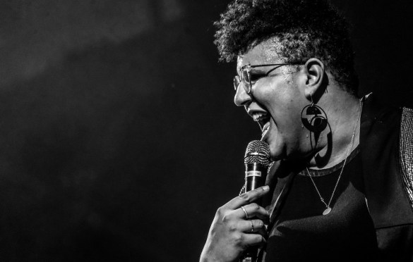Brittany Howard @ The Palladium for Citi Sound Vault 1/22/20. Photo by Betsy Martinez (@BetsyMartinezPhotography) for www.BlurredCulture.com.