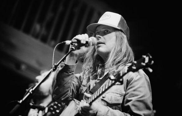 Bonny Light Horseman @ Levon Helm Studios 2/7/20. Photo by Vivian Wang (@Lithophyte) for www.BlurredCulture.com.