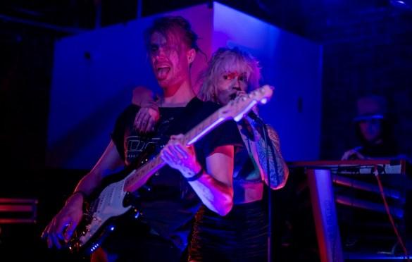Oriah @ Resident 1/28/20. Photo by Derrick K. Lee, Esq. (@Methodman13) for www.BlurredCulture.com.