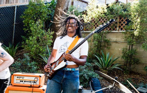 Simone Istwa @ Pirate Studios 6/26/21. Photo by Derrick K. Lee, Esq. (@Methodman13) for www.BlurredCulture.com.