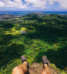 Pali Puka Hike Oahu - Blurrylife