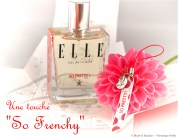 Eau de toilette SO PRETTY ! signé ELLE