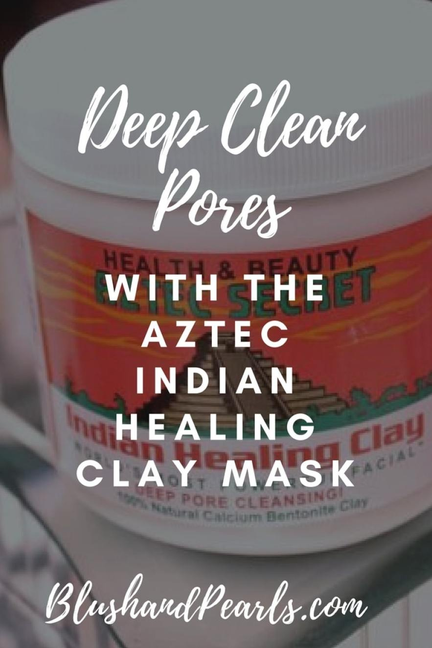 how to deep clean pores