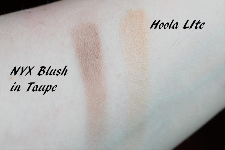 Benefit Hoola Lite: The Best Bronzer For Pale Skin? - Blush & Pearls