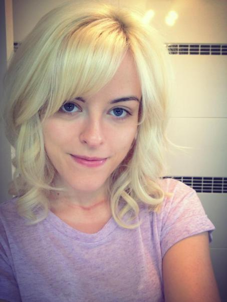 Although she was modest, Holly showed just how beautiful her skin is last week with the 'no makeup selfie' for cancer awareness!