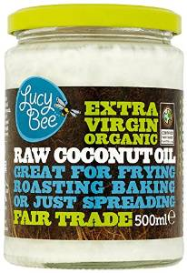 Lucy Bee Raw Coconut Oil