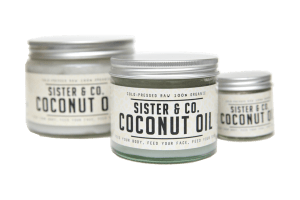 Sister and Co Coconut Oil