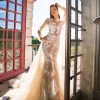 Aora with capeillusion-bridal-wedding-wedding gown-woodbridge-vaughan-mississauga-toronto-gta-ontario-canada-USA