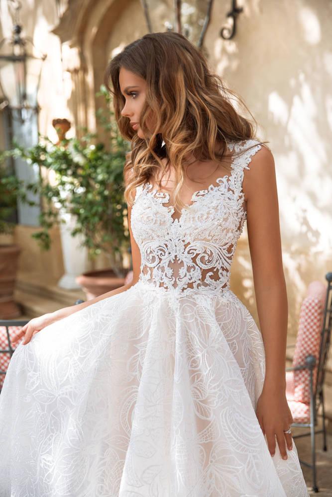 Blushing Bridal Boutique -MillaNova-Sintra Holidays-lace tulle-haute couture-illusion-bridal-wedding-wedding gown-Mississauga-woodbridge-vaughan-toronto-gta-ontario-canada