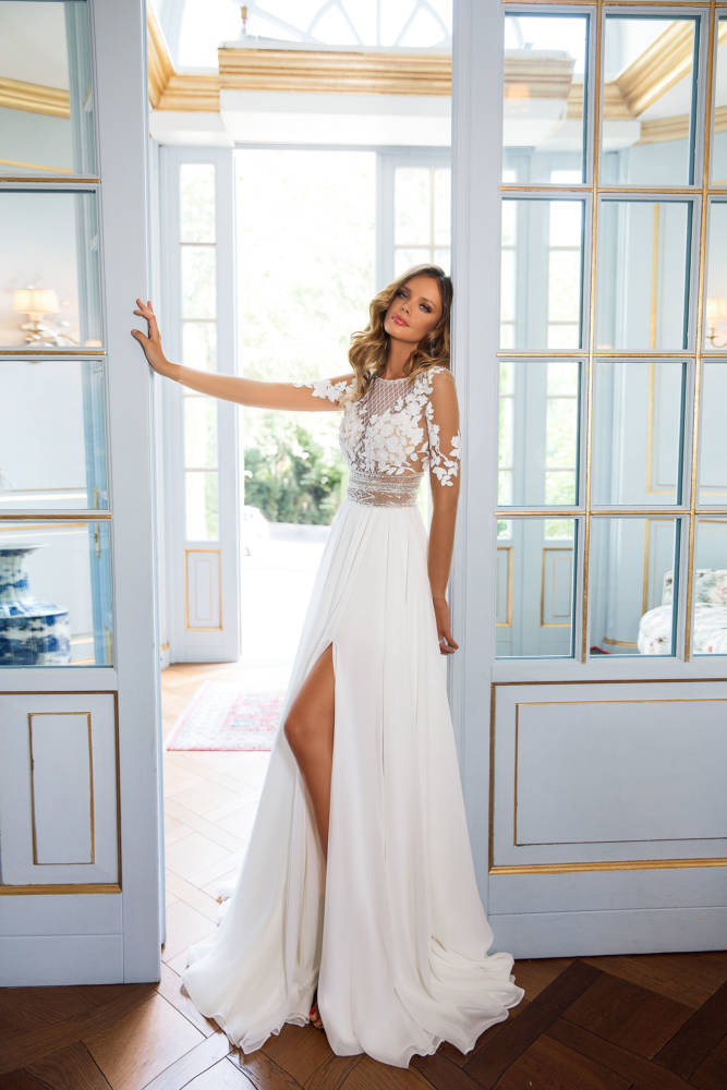 Blushing Bridal Boutique ,MillaNova,Madonna, once in the palace,lacewedding-wedding gown-Mississauga-woodbridge-vaughan-toronto-gta-ontario-canada-montreal-buffalo-NYC-california