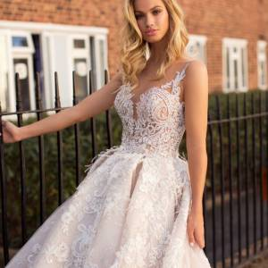 Blushing Bridal Boutique ,MillaNova, Karen, Blooming London, New Collection 2019,wedding-wedding gown-Mississauga-woodbridge-vaughan-toronto-gta-ontario-canada-montreal-buffalo-NYC-california