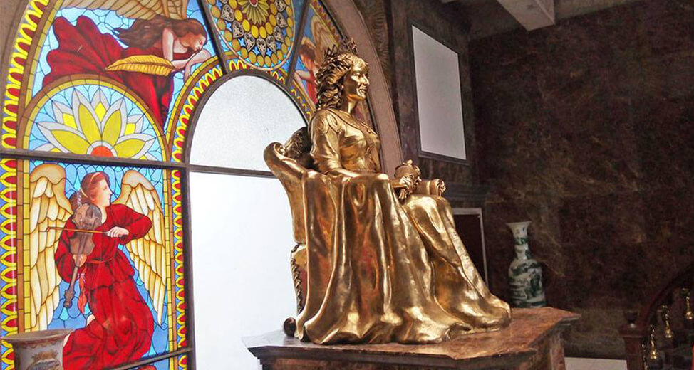 Temple of Leah: A Majestic Shrine Made Of Love in Cebu   Blushing Geek