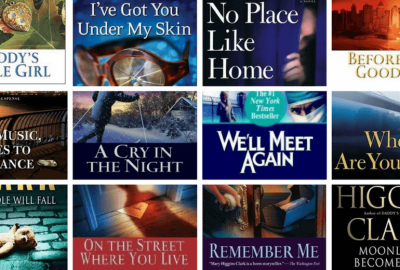Recommended Books from Mary Higgins Clark | Blushing Geek