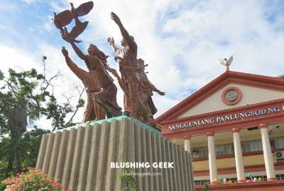 Strolling Around Davao City | Blushing Geek