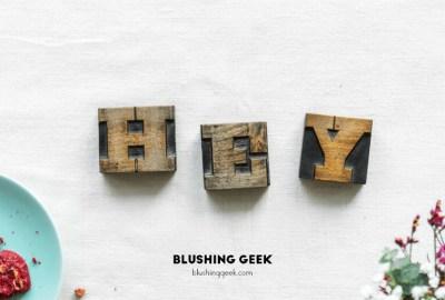 The Geek is Back + Life Updates | Blushing Geek