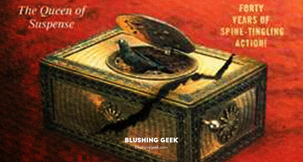 Book Review - The Memory Lingers on by Mary Higgins Clark | Blushing Geek