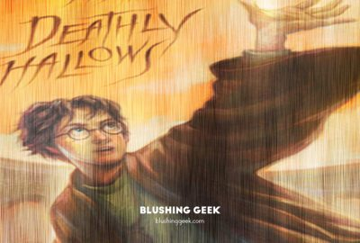 Book Review - Harry Potter and the Deathly Hallows by J.K. Rowling | Blushing Geek