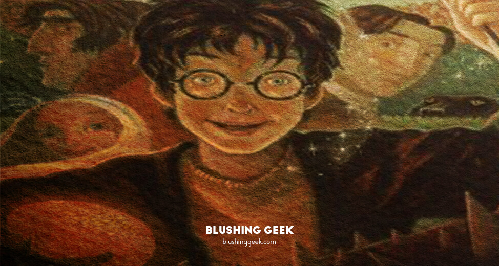 Book Review - Harry Potter and the Goblet of Fire by J.K. Rowling | Blushing Geek