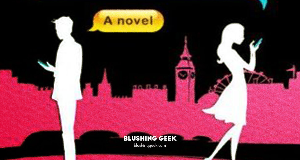 Book Review - I've Got Your Number by Sophie Kinsella | Blushing Geek