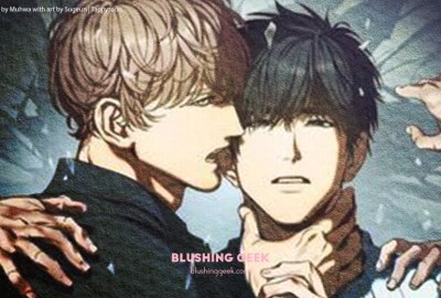 Manhwa Review - The Black Mirror by Muhwa | Blushing Geek