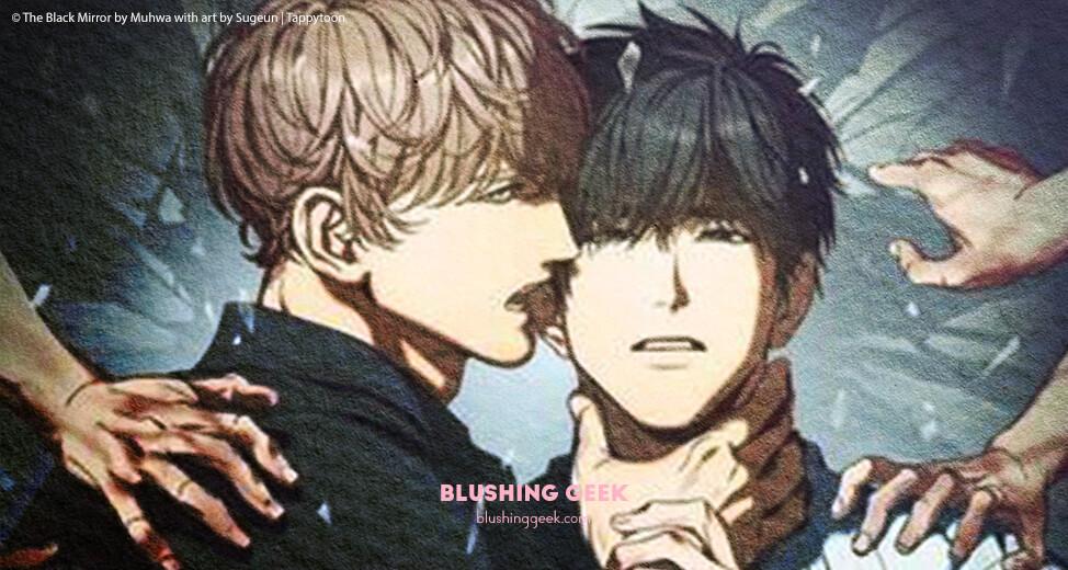 Manhwa Review - The Black Mirror by Muhwa   Blushing Geek