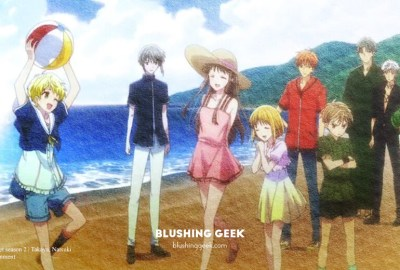 Anime Review - Fruits Basket Season 2 | Blushing Geek