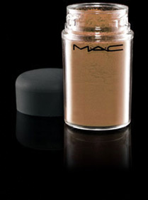 MAC Pigment in Museum Bronze picture from maccosmetics.com