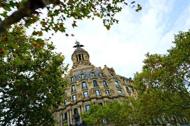 Barcelona has incredible architecture