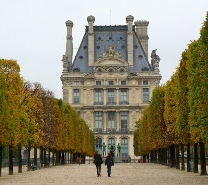 Paris – Tuileries Garden, Eiffel Tower, Champs Elysees
