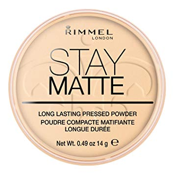 Rimmel London Stay Matte Powder Foundation