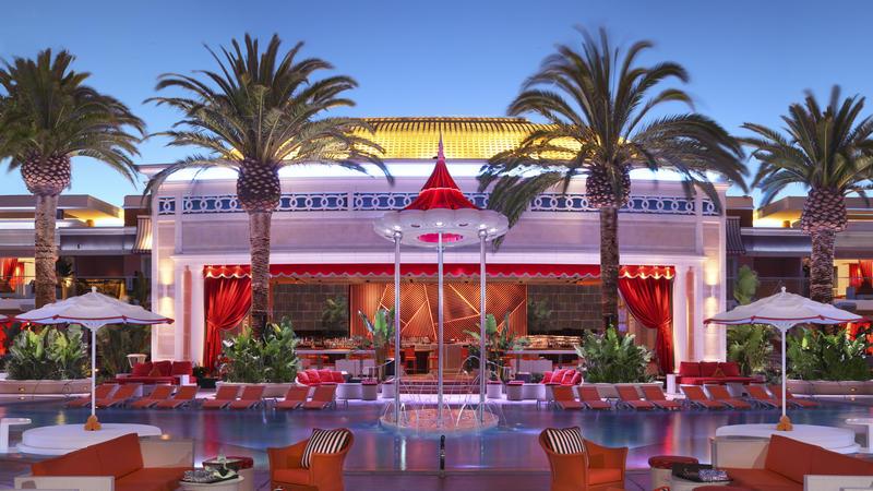 Surrender Nightclub at Encore (at the Wynn) in Las Vegas