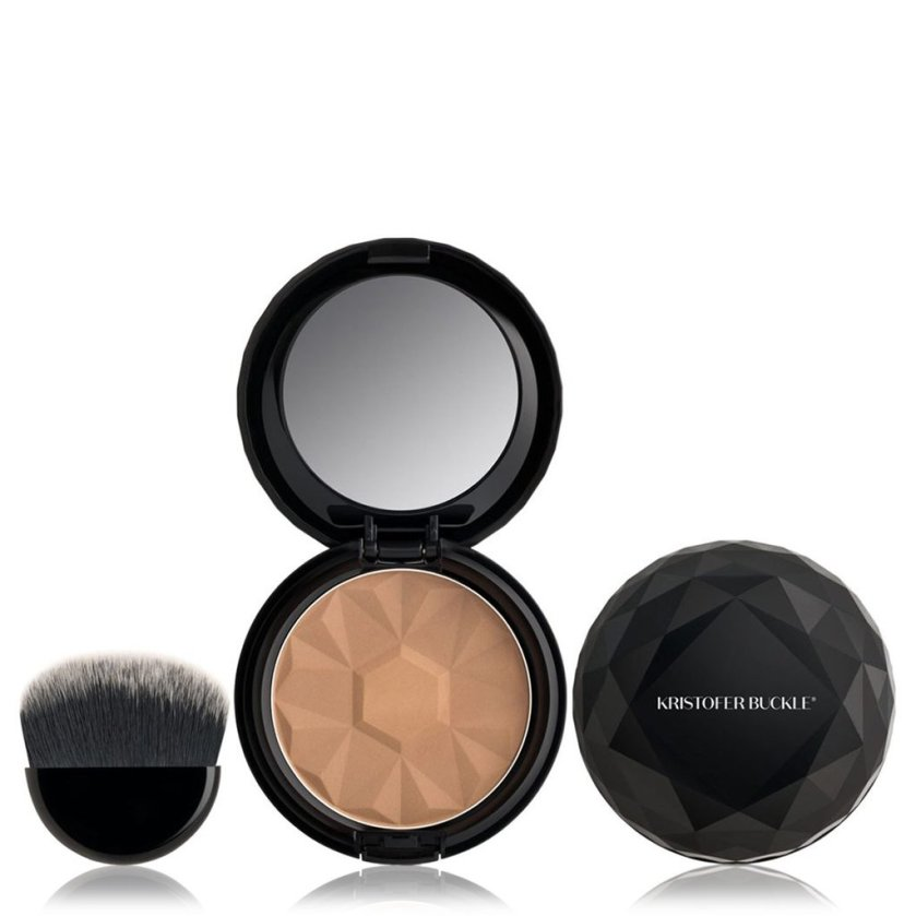 Kristofer Buckle Exposure Matte Warming Powder Bronzer