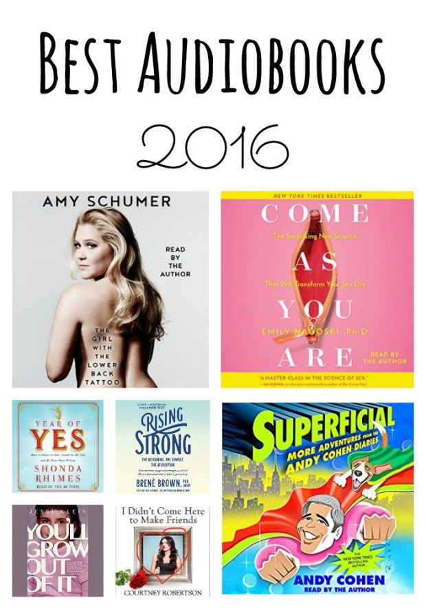 best-audiobooks-on-audible-2016