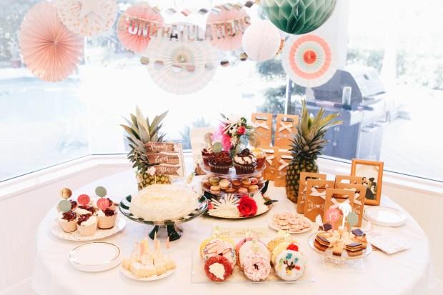 dessert-bar-tropical-bridal-shower