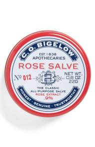 CO Bigelow Rose Salve Lip Balm