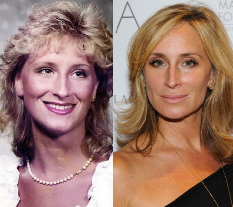 Sonja Morgan from Real Housewives of New York City's Glow Up!