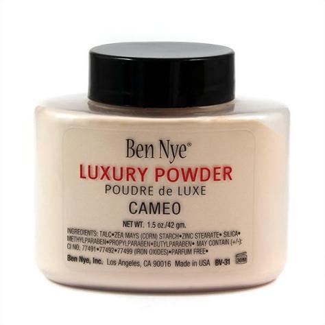 Ben Nye Luxury Powder in Cameo