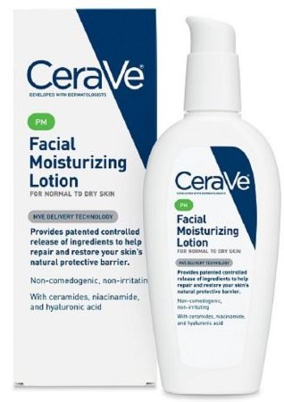 CeraVe PM Moisturizing Lotion